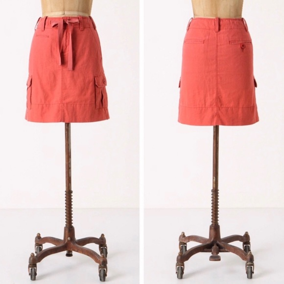 Anthropologie Dresses & Skirts - Paper Boy Anthro | Place For Everything Skirt